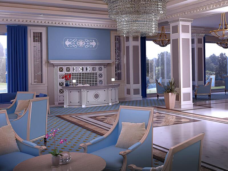 Boiserie für Hotels| TURATI