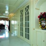 porta bianca classica